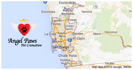 pet-cremation-san-diego-map